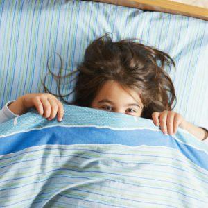 difficoltà a prendere sonno nei bambini