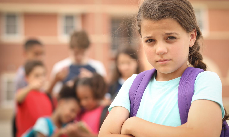 Mio figlio si comporta male a scuola