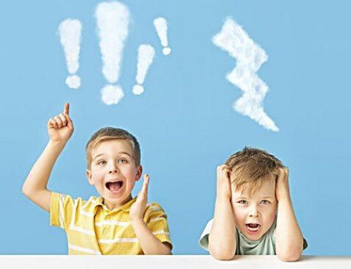 Sentimenti nel bambino: 4 regole d'oro
