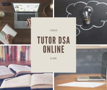corso tutor dsa online