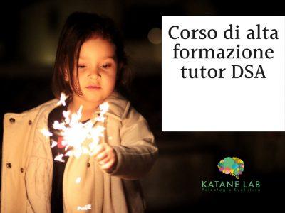 Corso Tutor DSA